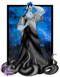 Disney Villains: Hades by Grincha