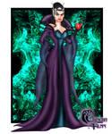 Disney Villains: Queen Narissa