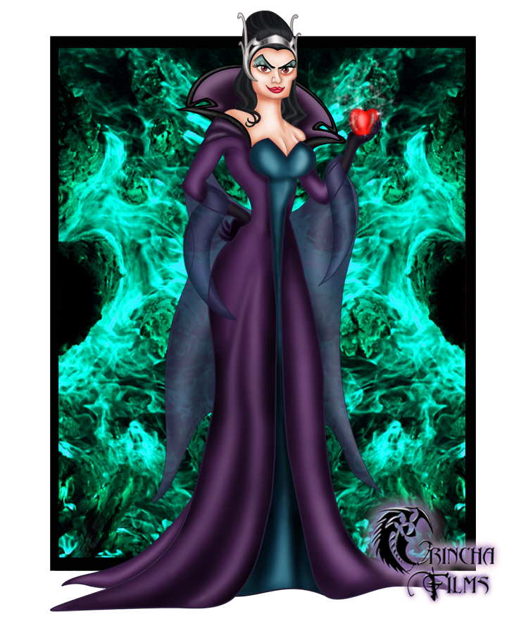 Disney Villains: Queen Narissa by Grincha on DeviantArt