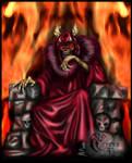 Disney Villains: Horned King