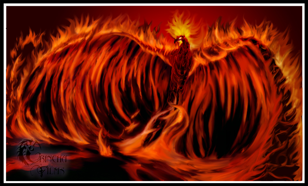 Disney Villains: The Firebird by Grincha