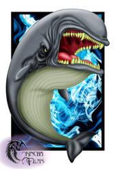 Disney Villains: Monstro by Grincha