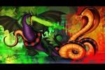 Maleficent vs Jafar