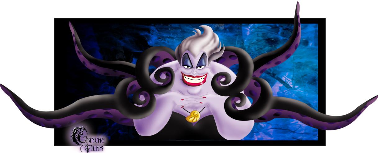 Disney Villains: Ursula by Grincha