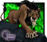 Disney Villains: Scar
