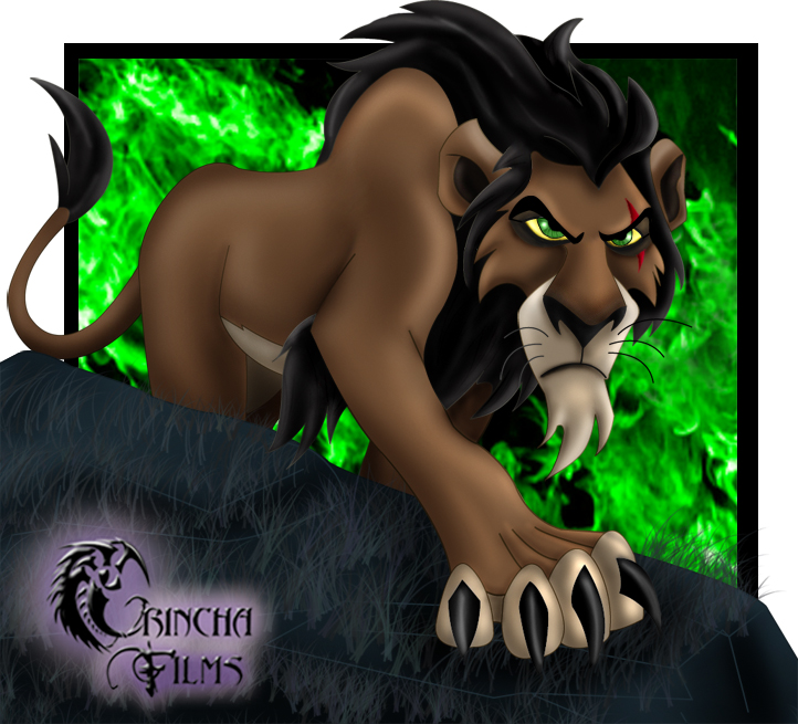 Disney Villains Scar By Grincha On Deviantart