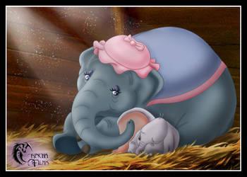 Baby Mine by Grincha