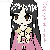 Kaguya Houraisan by Cucco-cute