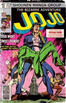 Jojo's: Supergirl/Jean Grey death homage