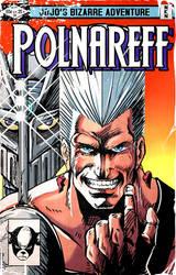 Polnareff / Wolverine