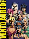 Jojo's Vento Aureo / Watchmen