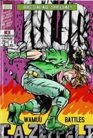 Caesar / Hulk by Nikunja