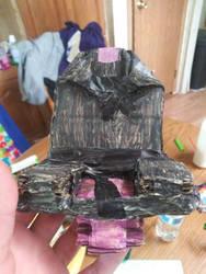 Darth Sidious's throne.