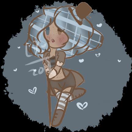 Bellitrope - Chibi Doodle by IdinaArt