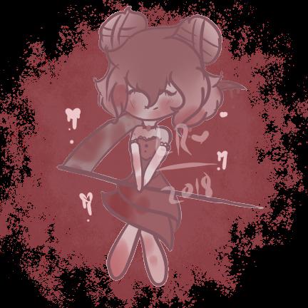 Spade - Chibi Doodle by IdinaArt