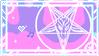 Pastel Pentagram by EndermanKirby