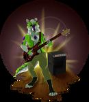 I'm a rockstar !