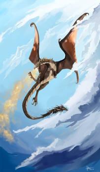 I think it's a dragon