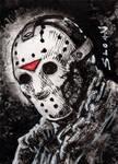 Jason pt. 7 sketch card