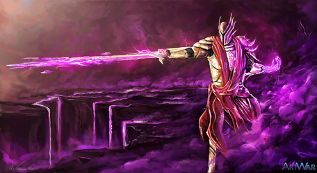 Artos, The Cursed Zealot