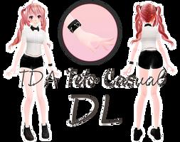 .: TDA Teto Casual + DL :.