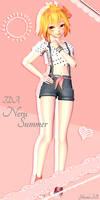 || MMD - TDA Neru Summer + DL ||