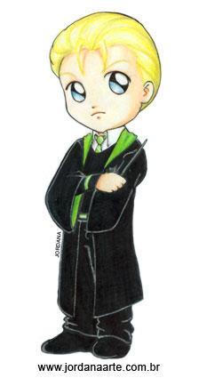 Draco Malfoy SD By O Marin O ...