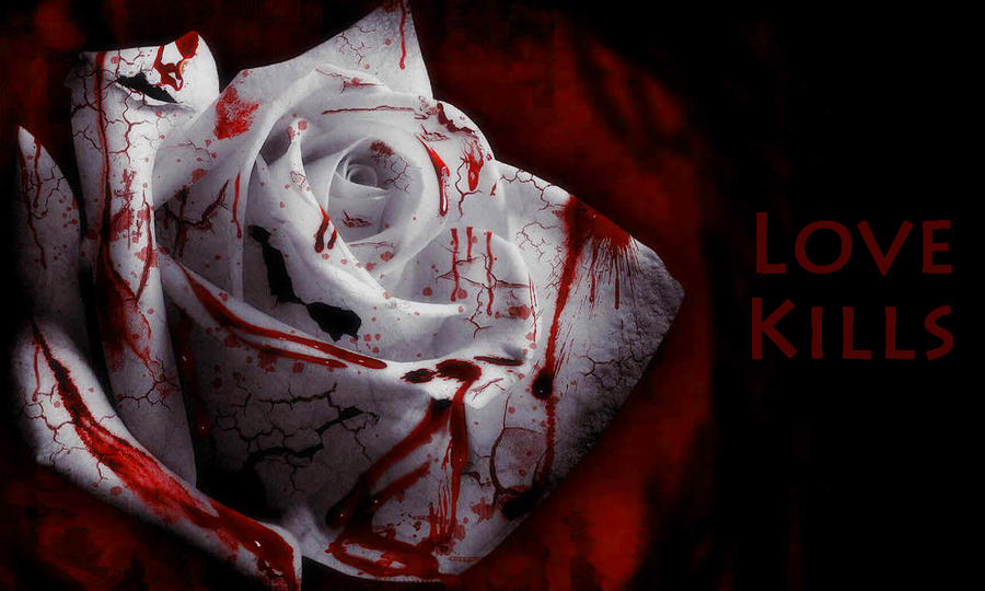 Love Kills Wallpaper : Love Kills by LMD93 on DeviantArt