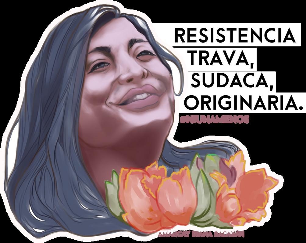 Amancay Diana Sacayan By Soyjade