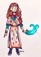 [CE] Desert Princess by MissCassyCrow