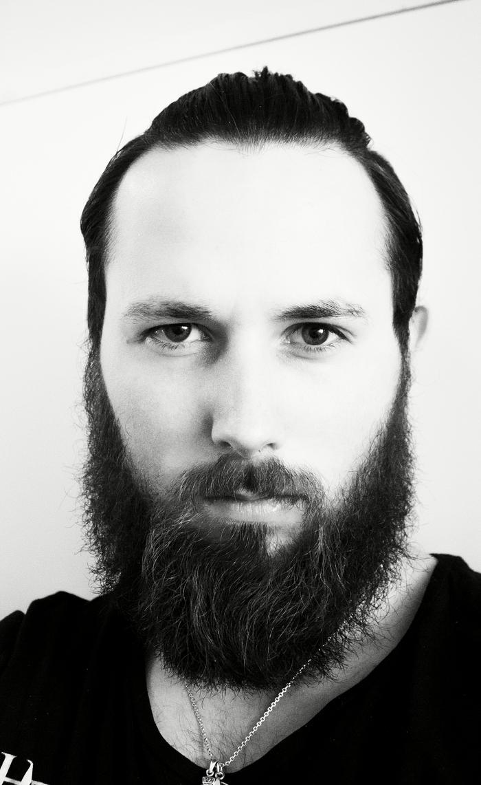 the man the beard the legend... by Alaersu-Aetris