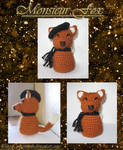 Monsieur Fox- pattern available