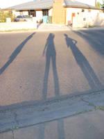 Powerful in Shadow by NekoMarik