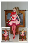 Ballerina Barbie Outfit