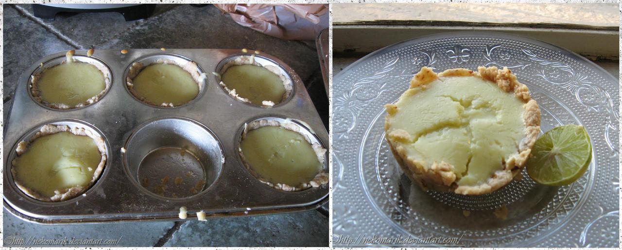 Pay de Limon (Key Lime Pie) I
