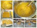 Pumpkin Brownie Collage- recipe!