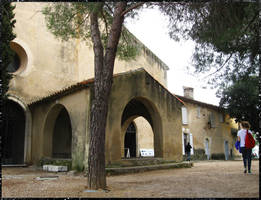 Chapelle de la Garoupe by NekoMarik