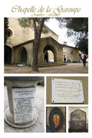 Chapelle de la Garoupe Postcard- Antibes, France by NekoMarik