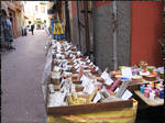 Spice stall in Nice, France