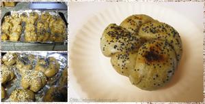 Fresh Pretzel Bread by NekoMarik