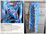 Rivendell Motif- Kassie's wasted scarf