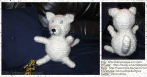 Arctic Wolf for Ki by NekoMarik