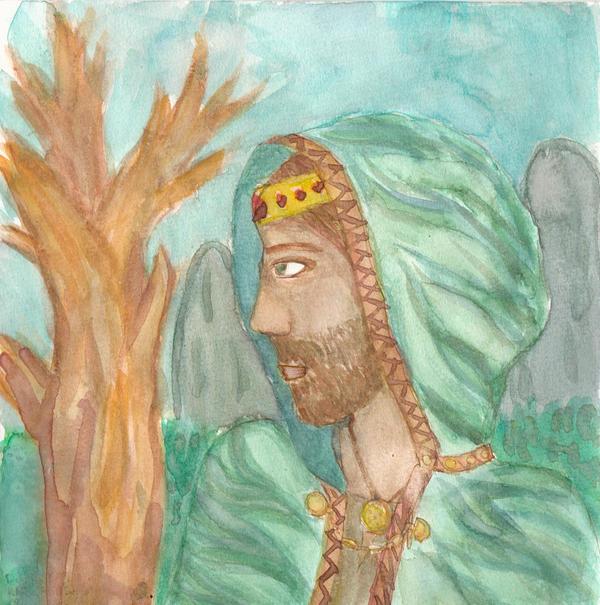Druid I by NekoMarik