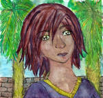 Santa Barbara Girl by NekoMarik