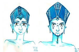 Pharaohs by NekoMarik