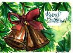 Christmas Card 2018- Bells