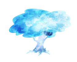 Crystal Tree by Rainseed