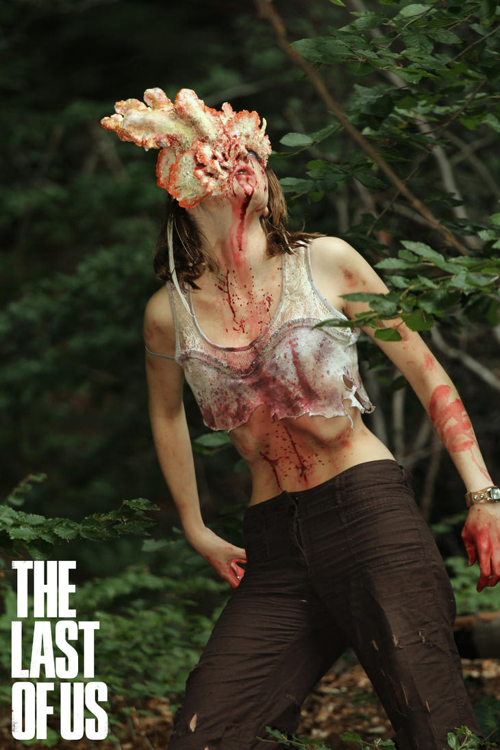 The Last of Us: Clickers Cosplay by HAZENHYTE Image 2