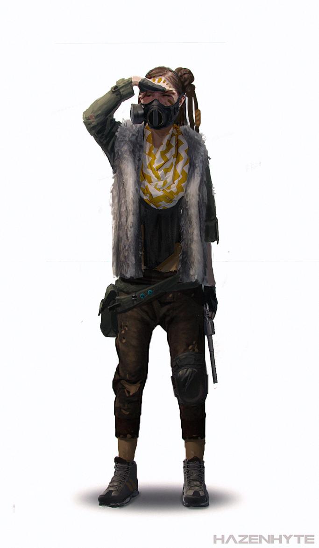 Survivor 2 by HAZENHYTE