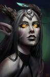 Gaeia Willowmoon [Commission]